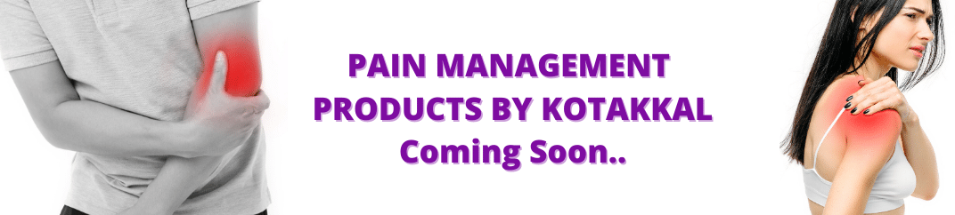 Pain Management Products By Kottakkal